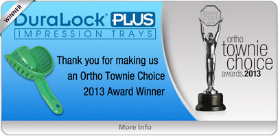 Duralock Ortho Townie Choice Award 2013
