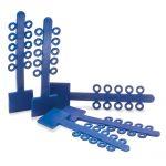 Elastomeric Products  Radiopaque Dark Blue