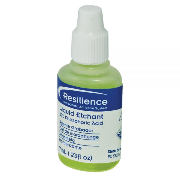 Bonding Supplies Resilience Gel Etchant Resilience Liquid Etchant Small Bottle