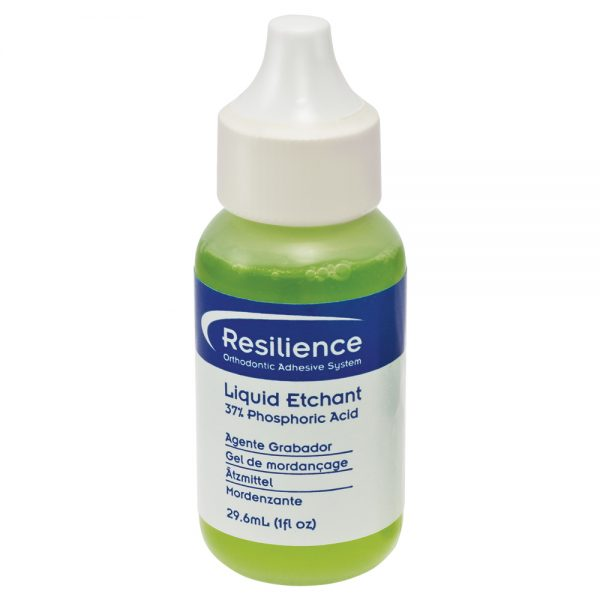 Bonding Supplies Resilience Gel Etchant Resilience Liquid Etch Large Bottle