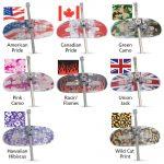550-400 Multi Adjustable Facemask Printed Patterns