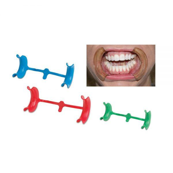 Bonding Supplies Intraortal Cheek Retractors Intraoral Cheek Retractors Disposable