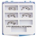 Fixed Appliances Bondable Lingual Retainers Bondable Lingual Retainers Kits