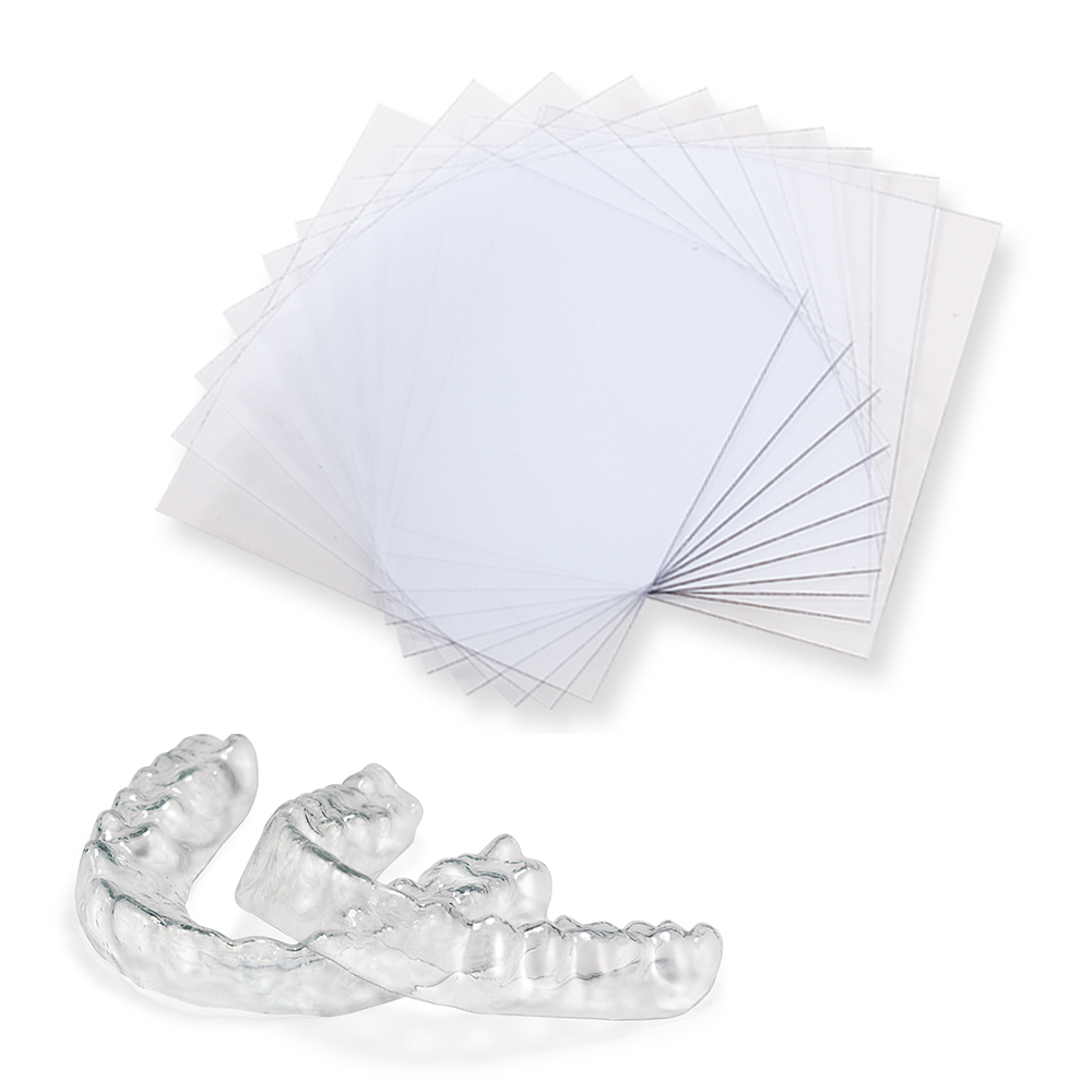 Clear Advantage Series I - Clear Retainer Material -  060