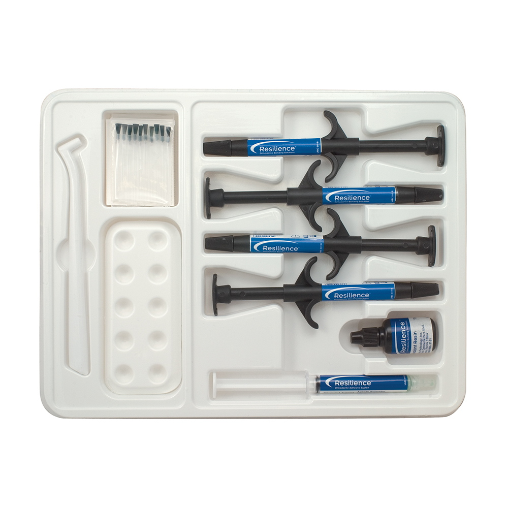 Resilience lc orthodontic adhesive syringe kit ortho for Wide open spaces cabin broken bow
