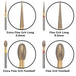 Finishing-Diamond-Burs-Fine-Grit-Extra-Fine-Grit