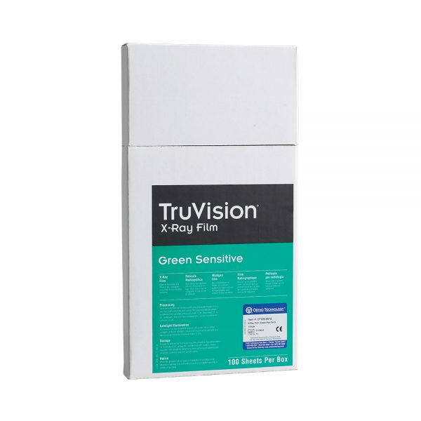 X-Ray and Imaging TruVision TruVision Green Panoramic Film 6×12