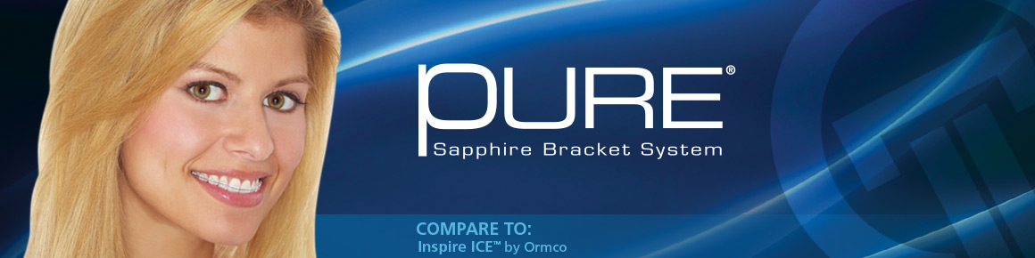 PURE Sapphire Bracket