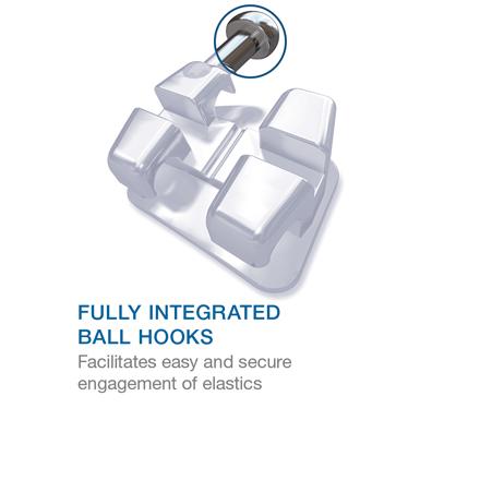Bionic - Integrated Ball Hooks