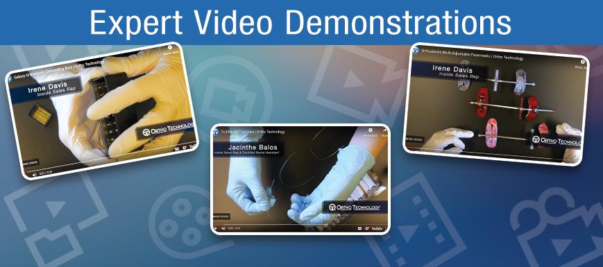 Video Demonstrations